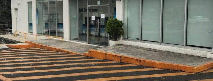 Bancomer Plateros is one of Tempat yang Disukai Jorge Alejandro.