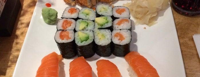 Sushi Ninja is one of Sushi.