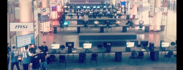 AMD Fan Day - São Paulo is one of Tempat yang Disukai Fabricio.