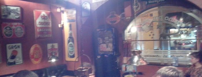 Casino Bar is one of Tips jeg fik anbefalet til Århus.