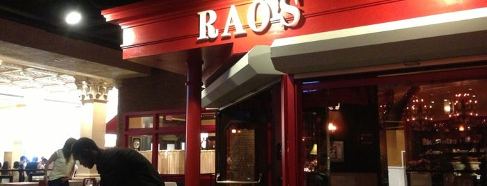 Rao's is one of Viva Las Vegas.