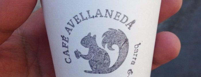 Café Avellaneda is one of Orte, die Dave gefallen.