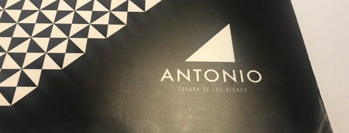 Restaurante Antonio is one of HL Restaurantes Try SP.