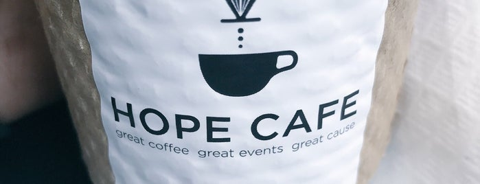 Chicago Hope Cafe is one of Orte, die Nikkia J gefallen.