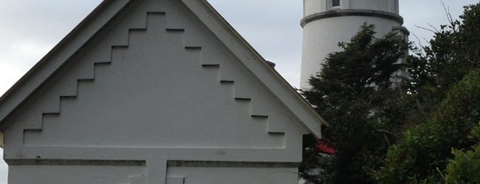 Heceta Lighthouse Bed & Breakfast is one of places I want to go.