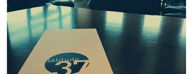 Latitude 37 is one of Posti che sono piaciuti a W. Mark.