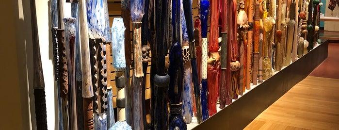 Heard Museum is one of Phoenix, AZ.