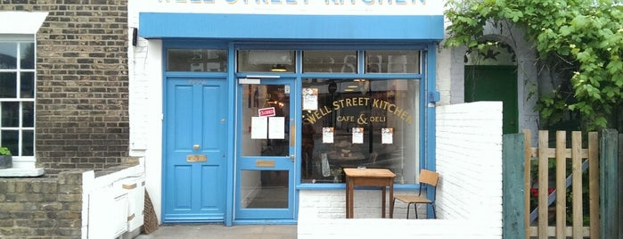 Well Street Kitchen is one of Locais salvos de Julia.