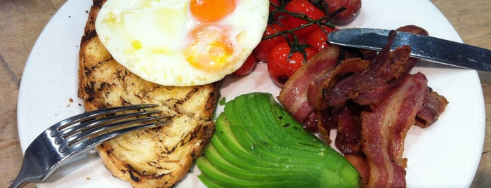 202 Restaurant is one of London Breakfast.