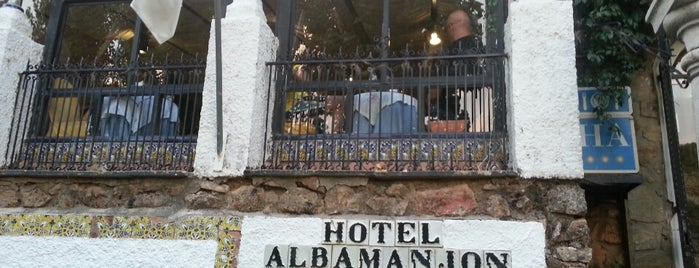 Albamanjon is one of Restaurantes.