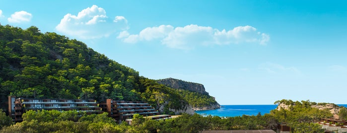 Maxx Royal Kemer Resort is one of Posti che sono piaciuti a Sinan.