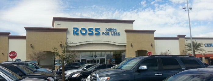 Ross Dress for Less is one of US Trip -CA.
