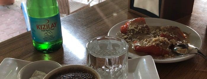 Onur Cafe is one of Kaş.