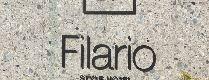 Filario Hotel & Residences is one of Part 3 - Attractions in Europe.