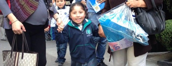 Kinder Maria Montessori is one of Locais curtidos por Edgar.