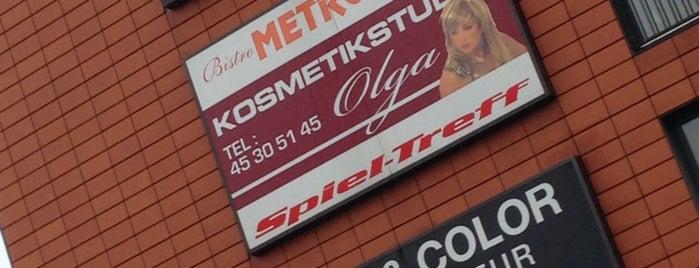 Kosmetikstudio Olga is one of Berlin<3.