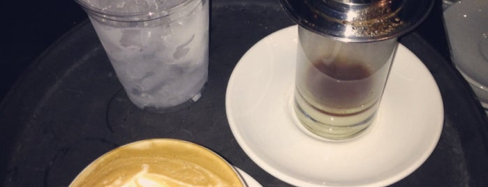 Liberica Coffee is one of Close Coffee and Food.
