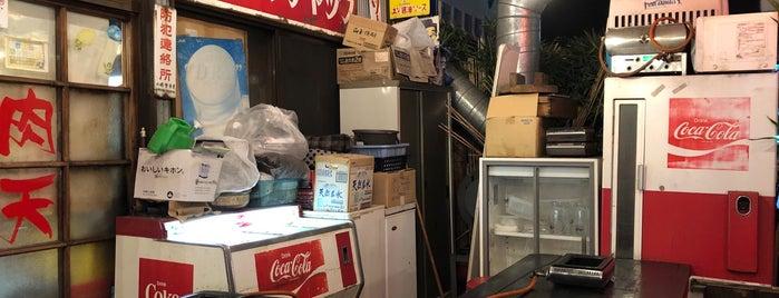 焼肉 まんてん is one of สถานที่ที่ Masahiro ถูกใจ.