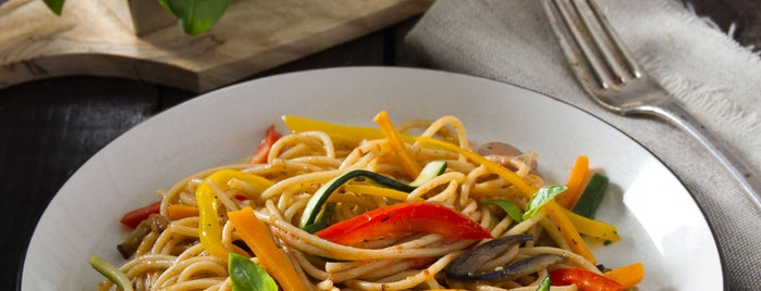 Barilla Restaurants is one of New York 2.