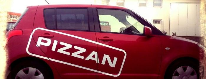 Pizzan is one of N. 님이 저장한 장소.