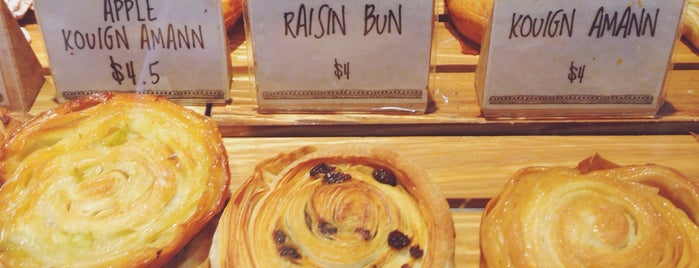 Tiong Bahru Bakery is one of Food in Singapore!.