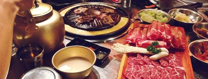 왕대박 Wang Dae Bak Korean BBQ Restaurant is one of Food in Singapore!.