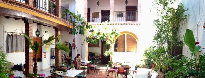 Hostal Osio is one of Donde dormir en Cordoba.