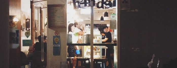Forty Hands is one of Food in Singapore!.