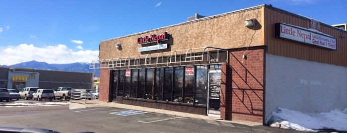 Little Nepal: Indian Restaurant & Bar is one of Denver.