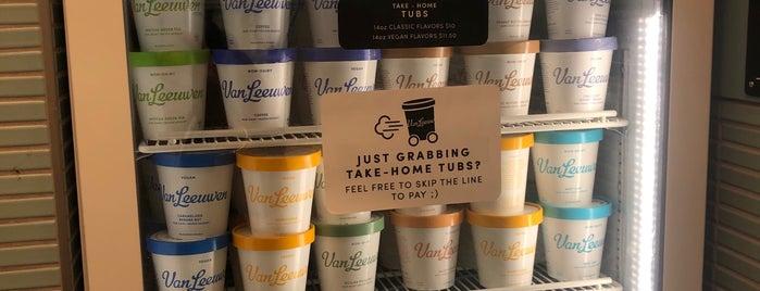 Van Leeuwen Artisan Ice Cream is one of NYC: Soho/Noho.