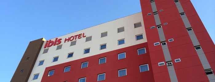 Hotel Ibis Cascavel is one of Hotéis.
