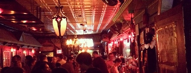 Charleston is one of 200+ Bars to Visit in New York City.