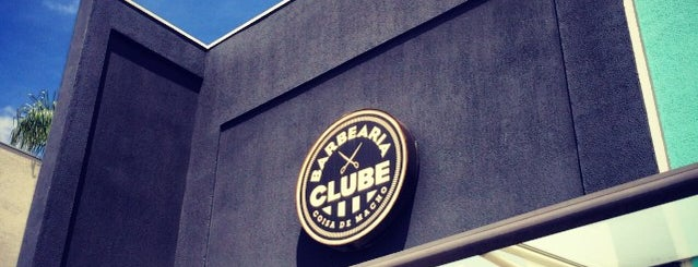 Barbearia Clube is one of My Places.