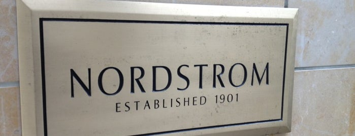 Nordstrom is one of Los Angeles.