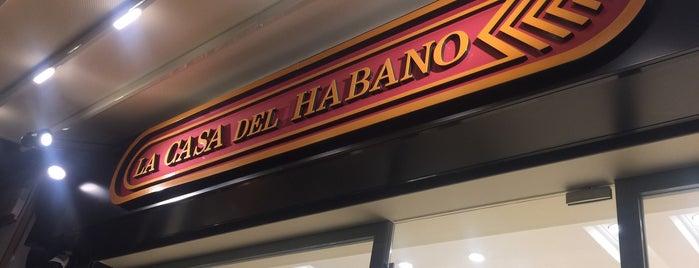 La Casa Del Habano - Nişantaşı is one of 🙋🏻Aydan 님이 좋아한 장소.