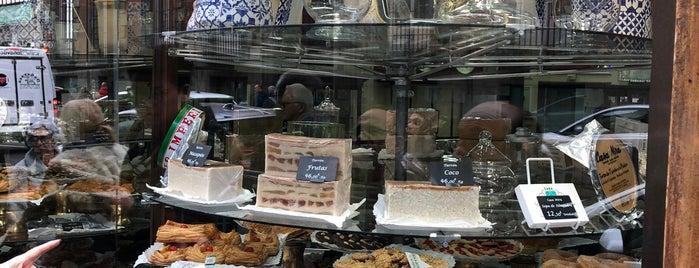 Pasteleria Hijos y Sucesores De Luis Mira is one of pastelerías Madrid.