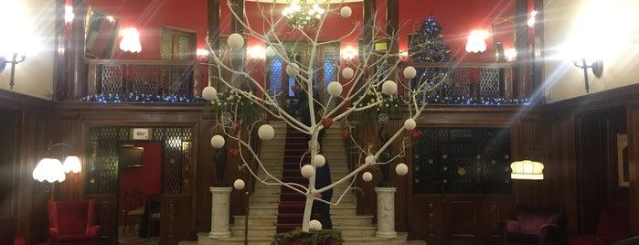 Grand Hotel Villa Politi Siracusa is one of 🙋🏻Aydan 님이 좋아한 장소.
