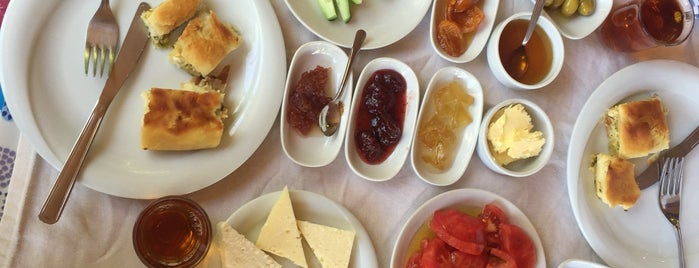 Havva Ana'nın Kahvaltı Yeri is one of 🙋🏻Aydanさんのお気に入りスポット.