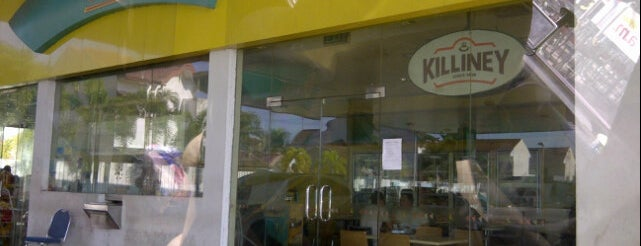 Killiney - SPBU Petronas Ring Road is one of Medan culinary spot.