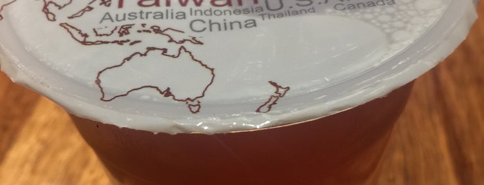 Gong Cha 貢茶 is one of Sydney.