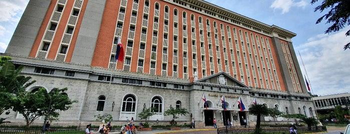 Palacio del Gobernador is one of Philippines! My TRN's going!!!.
