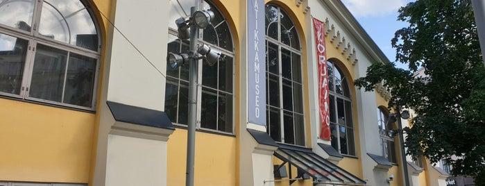 Raitioliikennemuseo is one of Tempat yang Disukai Anastasia.