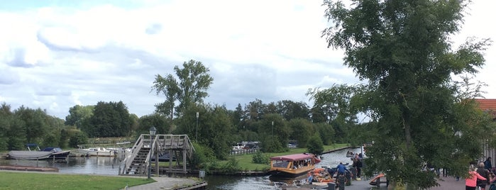 Canal Grande is one of Giethoorn.