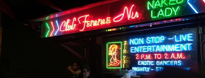 Club Femme Nu is one of สถานที่ที่ Electric ถูกใจ.