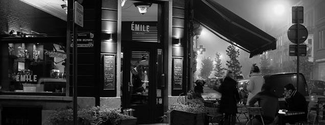 Émile Bistro is one of Locais salvos de Henri.