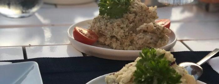 Yalıbaşı Yasemin Pansiyon Restaurant is one of Selimiye.