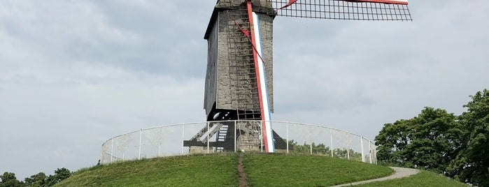 Sint-Janshuismolen is one of Locais salvos de Oliver.