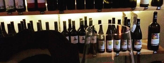 Weinfach Vinothek & Bar is one of Food & Fun - Vienna, Graz & Salzburg.