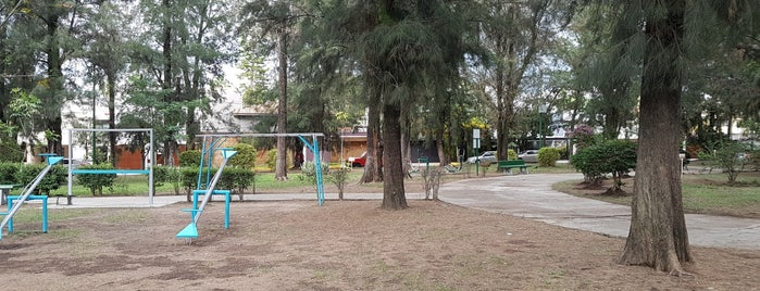 Parque De La Estrella is one of Karlaさんのお気に入りスポット.