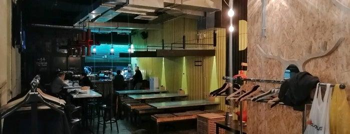 Fcking Craft Pub is one of Московские пабы.